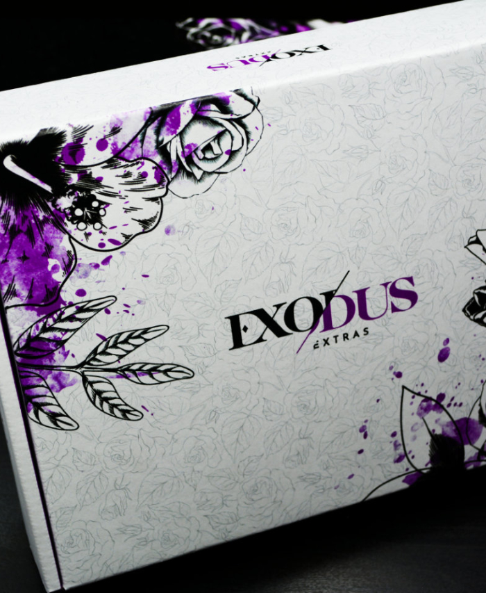 Exodus Extras Box Cover