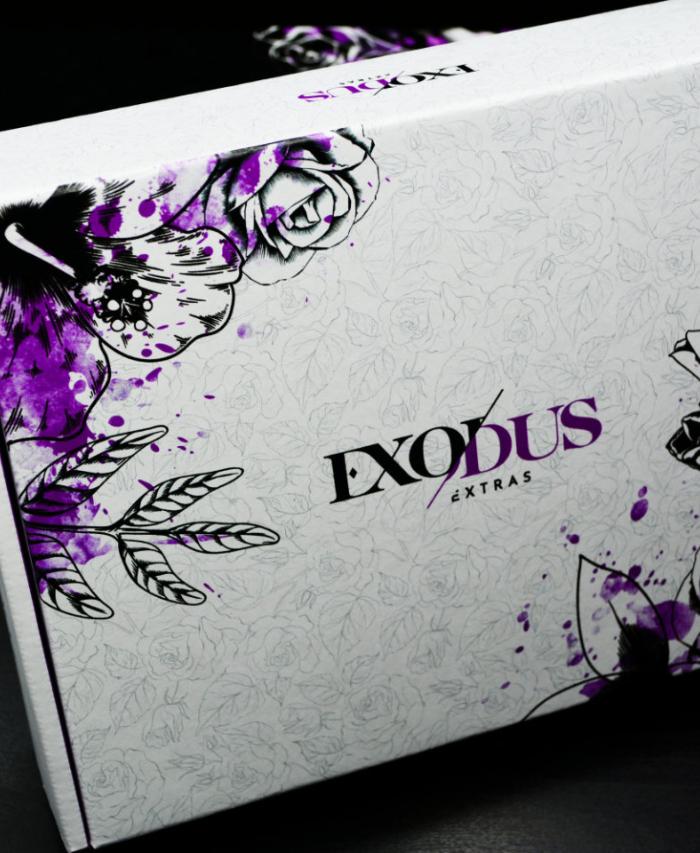 Exodus Extras Box Cover